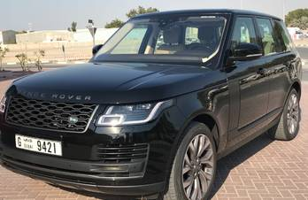 Land-Rover Range Rover Vogue